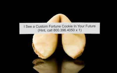 Customized Fortune Cookies
